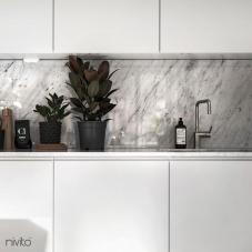 Z Nerezové Oceli Kuchyňský Vodovodní Baterie - Nivito 1-RH-300