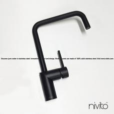 černá design vodovodný produkt