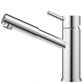 Z Nerezové Oceli Koupelna Vodovodní Baterie - Nivito FL-20