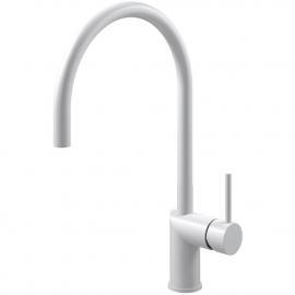 Bílá Kuchyňský Vodovodní Baterie - Nivito RH-130
